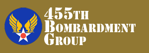 455th Bombardment Group Website Logo